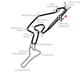 Nurburgring-Sprint-Circuit-map