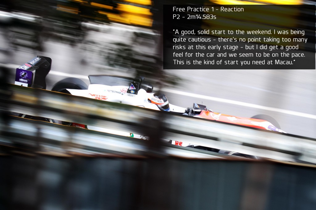 FP1---Reaction